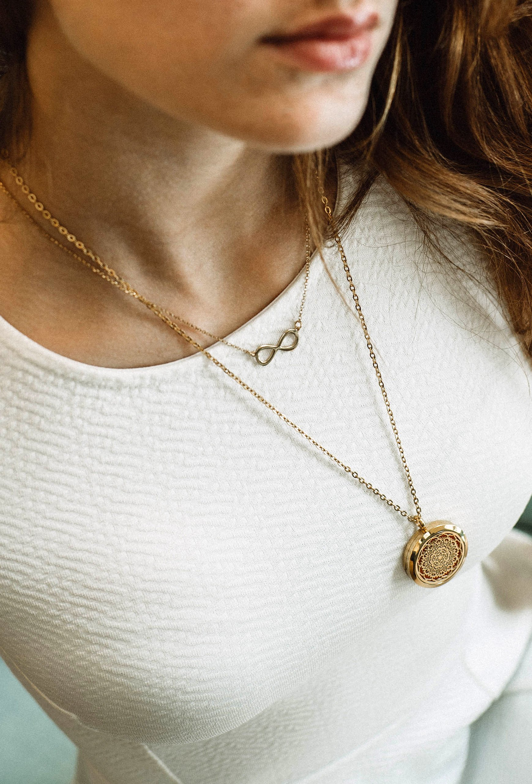 Lucky charm jewellery lykke
