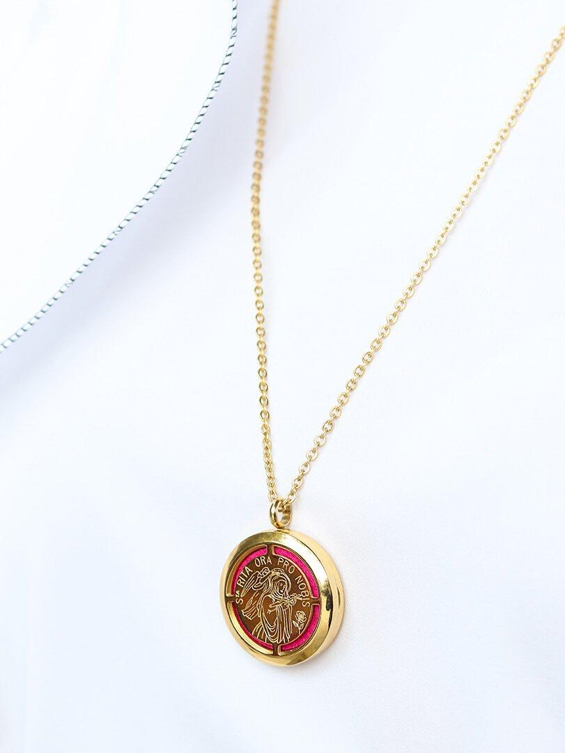 sveta rita medaljon zagreb