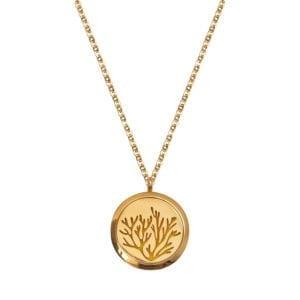 zlatni medaljon