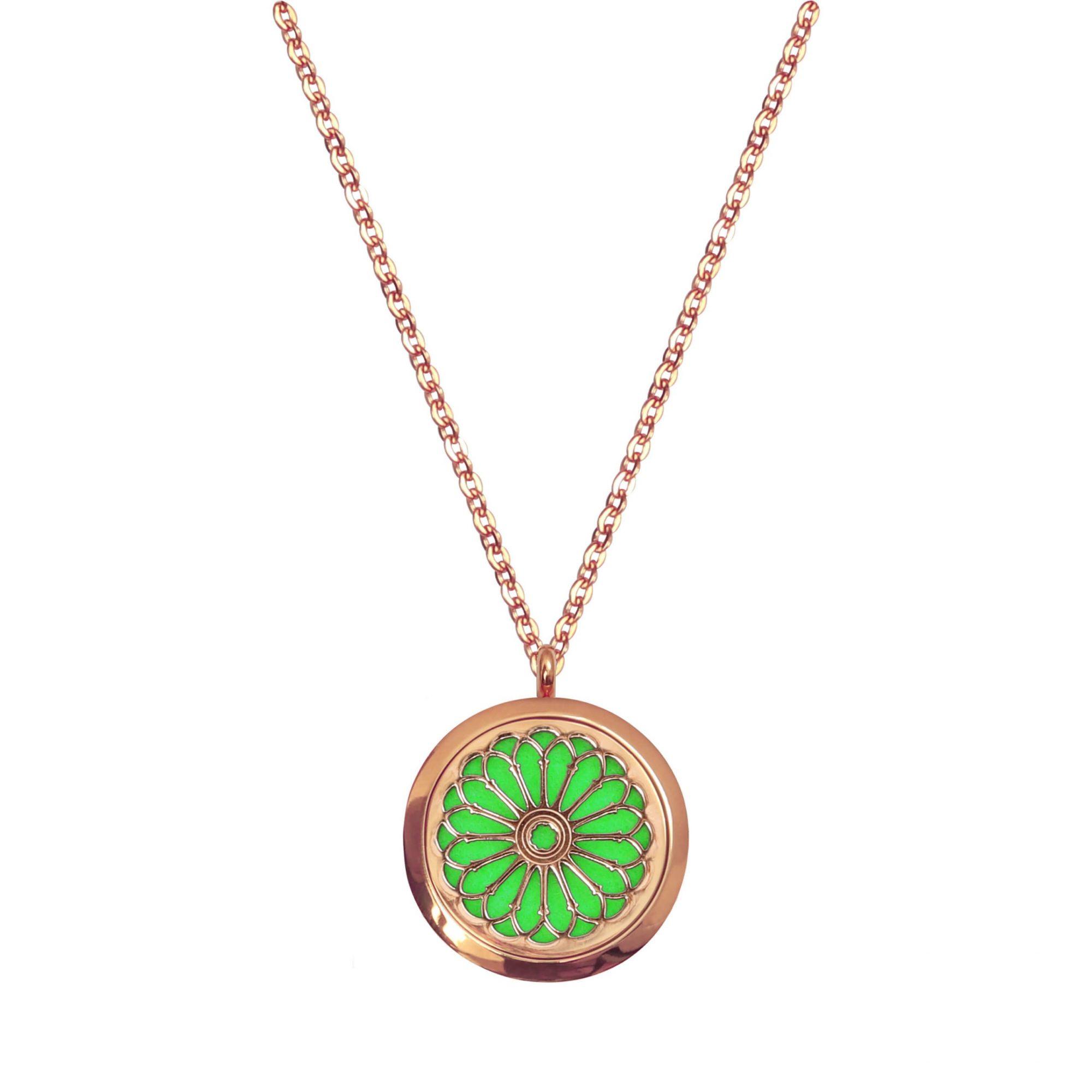 rozeta medaljon