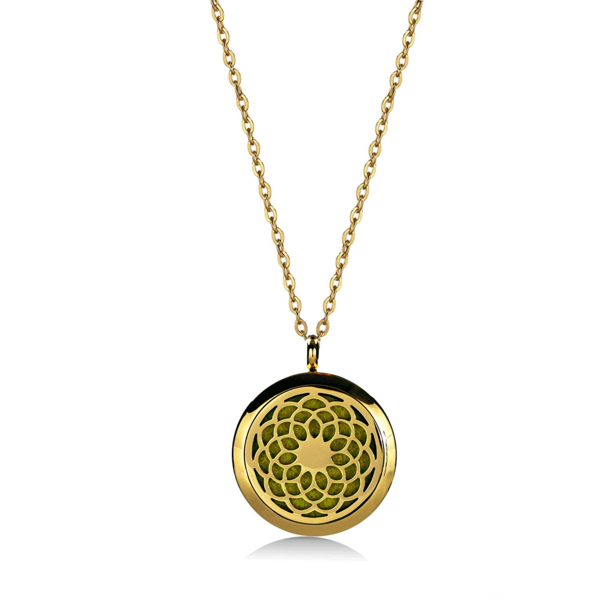 Scented jewellery medallion