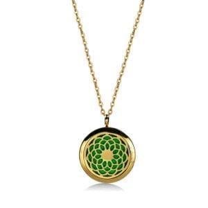 Scented medallion